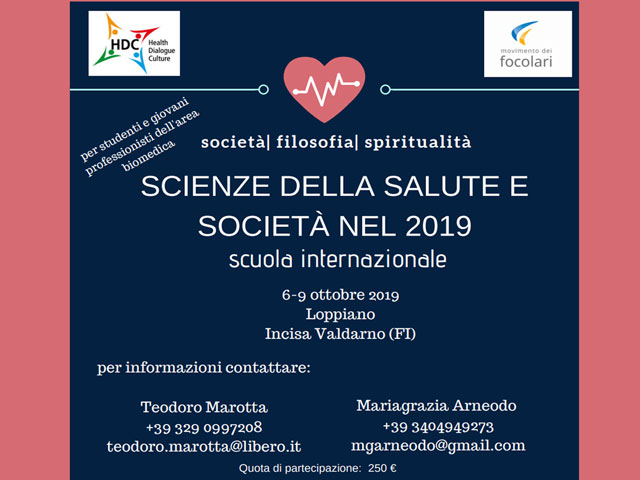 Health Science and society 2019